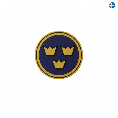 3D PVC Patch Swedish Air Force- Flygvapnet
