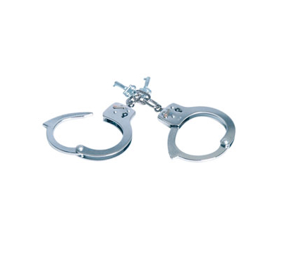 HAND CUFFS SINGLE LOCK