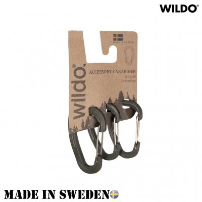 WILDO® Karbinhake Set - OD