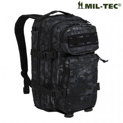 amerikansk army ryggsäck 25l mandra night camo ryggsäckar