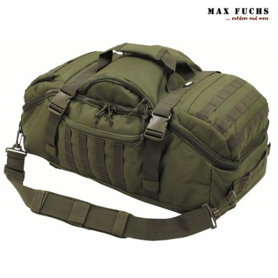 Max Fuxh Travel Back Pack