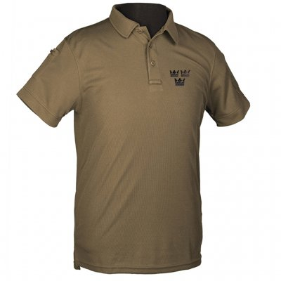 MIL-TEC® Polo T-Shirt Quickdry - Olive