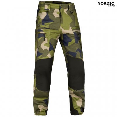 Nordic Army® Active Stretch Byxa - M90 Camo