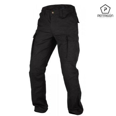 svarta cargo pants dam