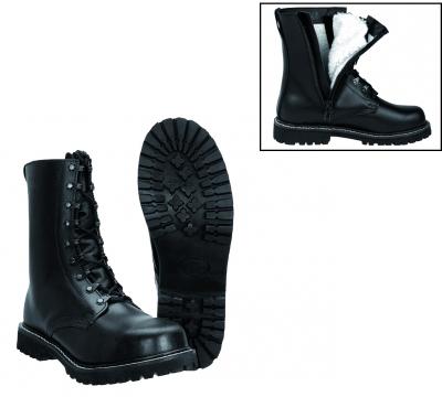 NATO Pilotstiefel Winter Boot Side Zip Army Wholesale