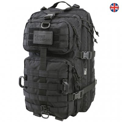 Brittisk Hex - Stop Reaper Backpack 50L - Black