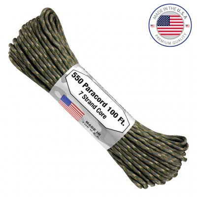 Atwood Rope MFG Paracord Multicam - Reflex