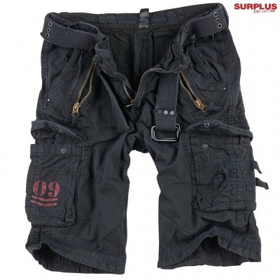 Surplus Royal Shorts - Svart