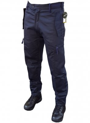 33f2b31202f3 M93 Sjöstridsbyxa - Marinblå - M90 Kläder - Militärkläder - Armygross.se