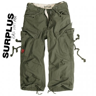 Brand New Surplus Raw Vintage Engineer Short 3/4 style - OD