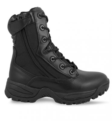 238a8498fe6 Mil Tec Boots SWAT 2 Side Zip - Black