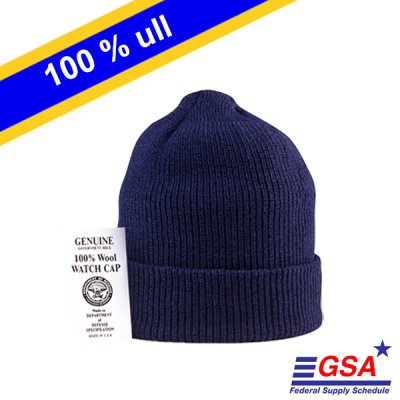 US Watch Cap Navy Blue