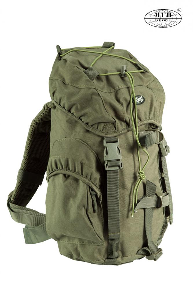 Max Fuchs Recon II Ryggsäck 25L - Green - Backpack   Bags - Tactical ... 51907d0d96f36