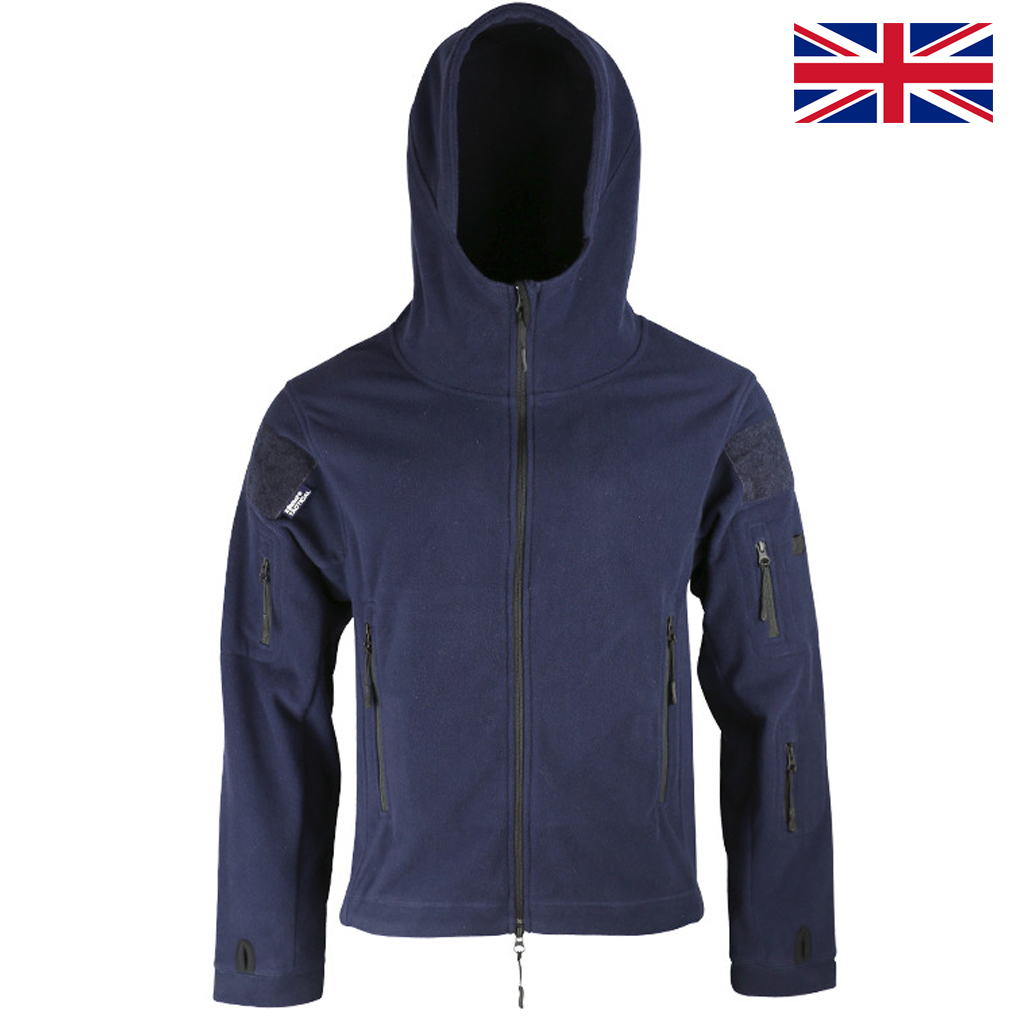 British Recon Fleece Hoodie Hoodie Clothing Armygross Se