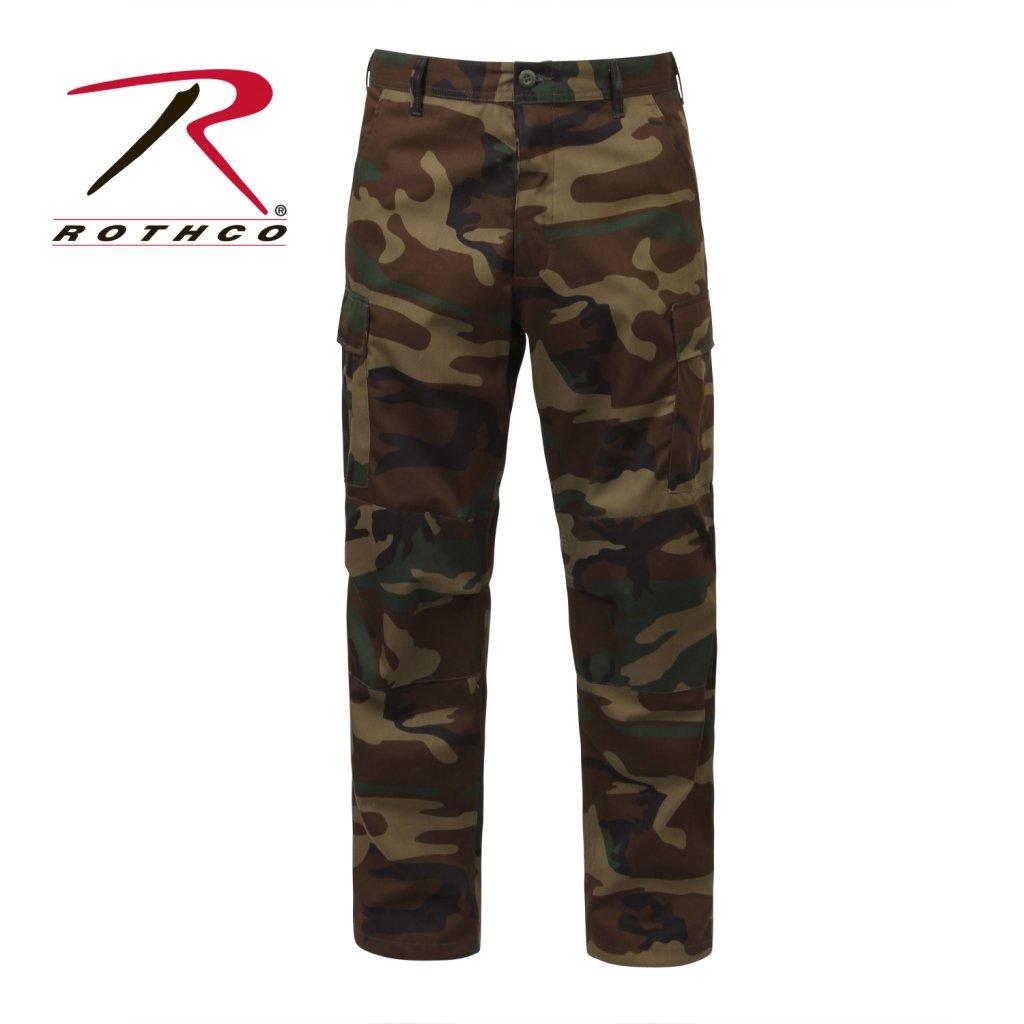Rothco Amerikansk BDU Byxa Woodland NICO 60 40 24e7598d2078e