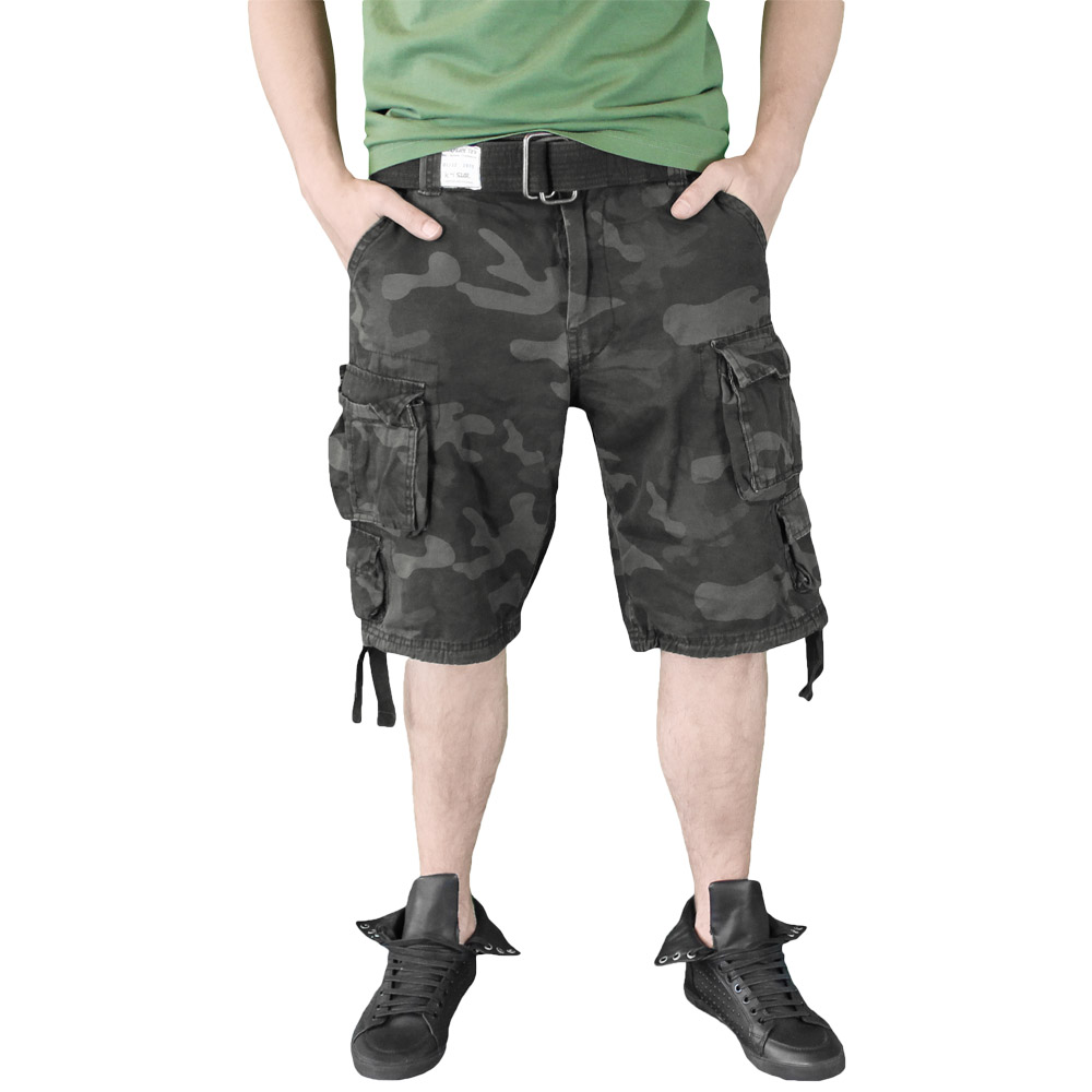 From bdu cargo shorts to tactical shorts to ranger panties, we can outfit you for warm-weather activities of all kinds. Our huge selection of tactical shorts provides numerous colors, cuts and pocket configurations that work well on-duty and off.