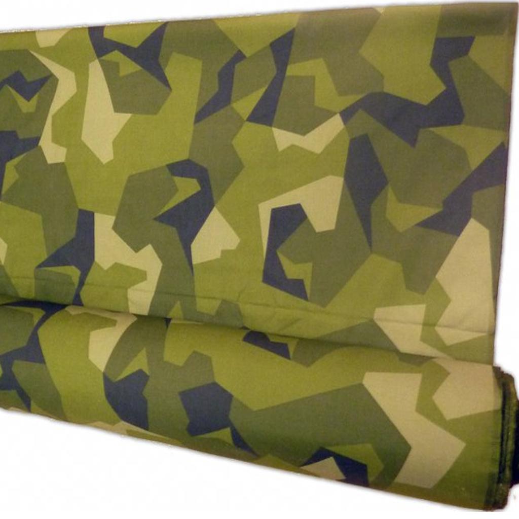 Underbar Köp m90 tyg på meter vara i Stockholm - Army Gross NR-59